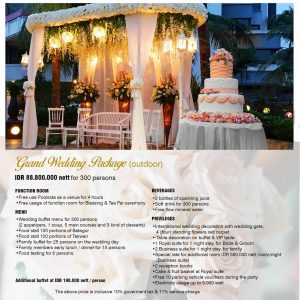 Grand Wedding 1 - update 2019