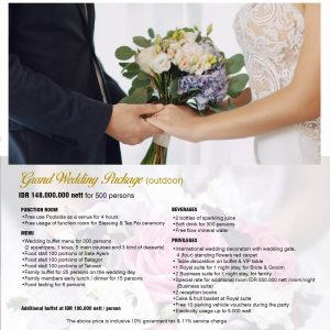 Grand Wedding 2 - Update 2019