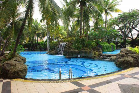 Tropical Lagoon Swimming Pool (1)