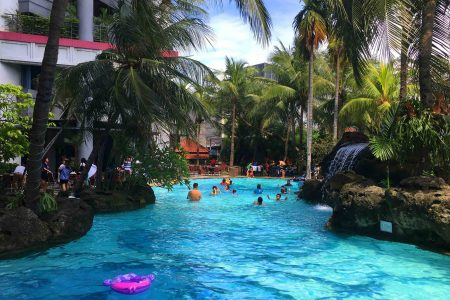 Tropical Lagoon Swimming Pool (2)