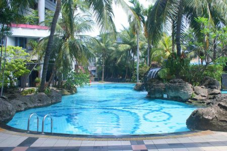 Tropical Lagoon Swimming Pool (4)
