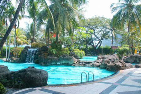 Tropical Lagoon Swimming Pool (5)